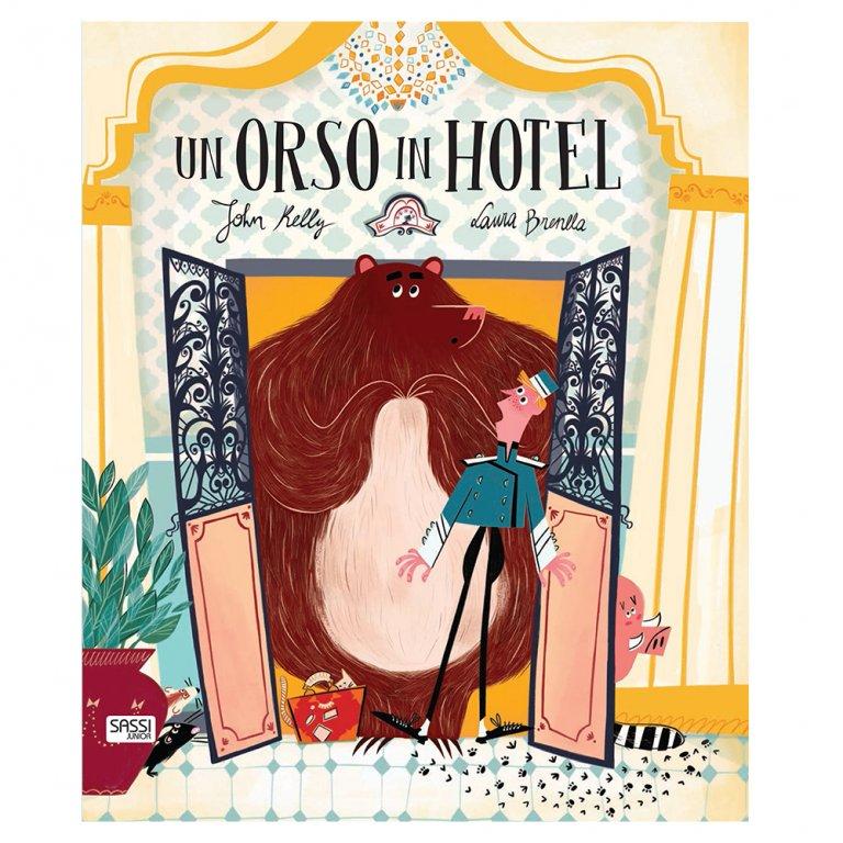 Un Orso in Hotel