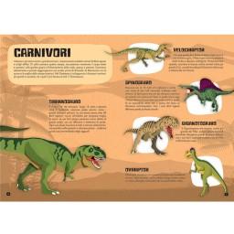 Viaggia conosci esplora. Il mondo dei dinosauri
