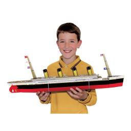 Viaggia, Conosci, Esplora. Costruisci il Titanic 3D. La storia del Titanic