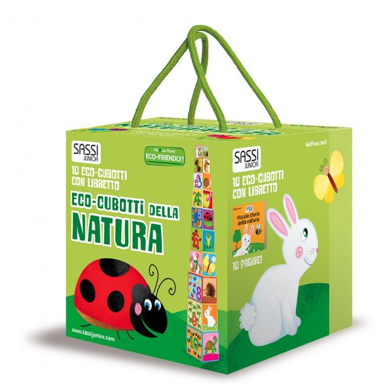 Eco-cubotti della natura