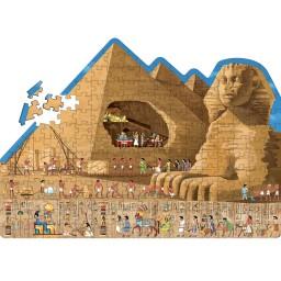 Viaggia, conosci, esplora. L'antico Egitto