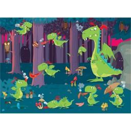 La foresta dei draghi