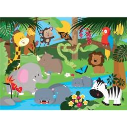 Gli animali della giungla