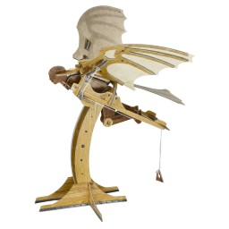 Le invenzioni di Leonardo da Vinci. Le macchine volanti