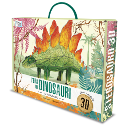 L'era dei dinosauri. Lo stegosauro 3D