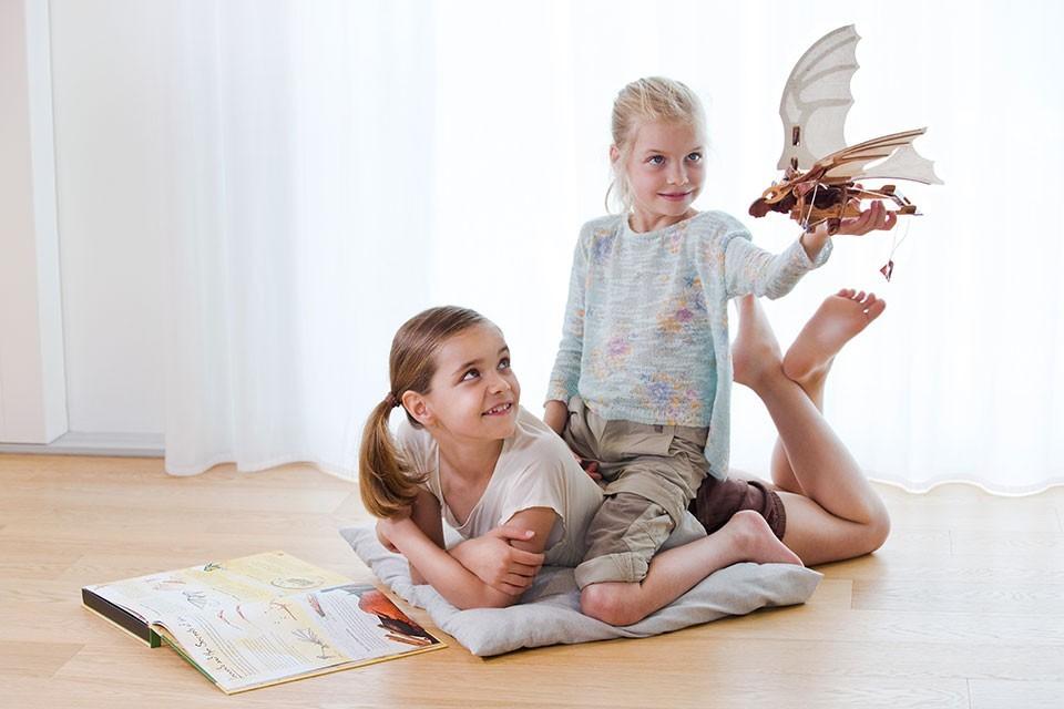 Modellini da costruire per bambini