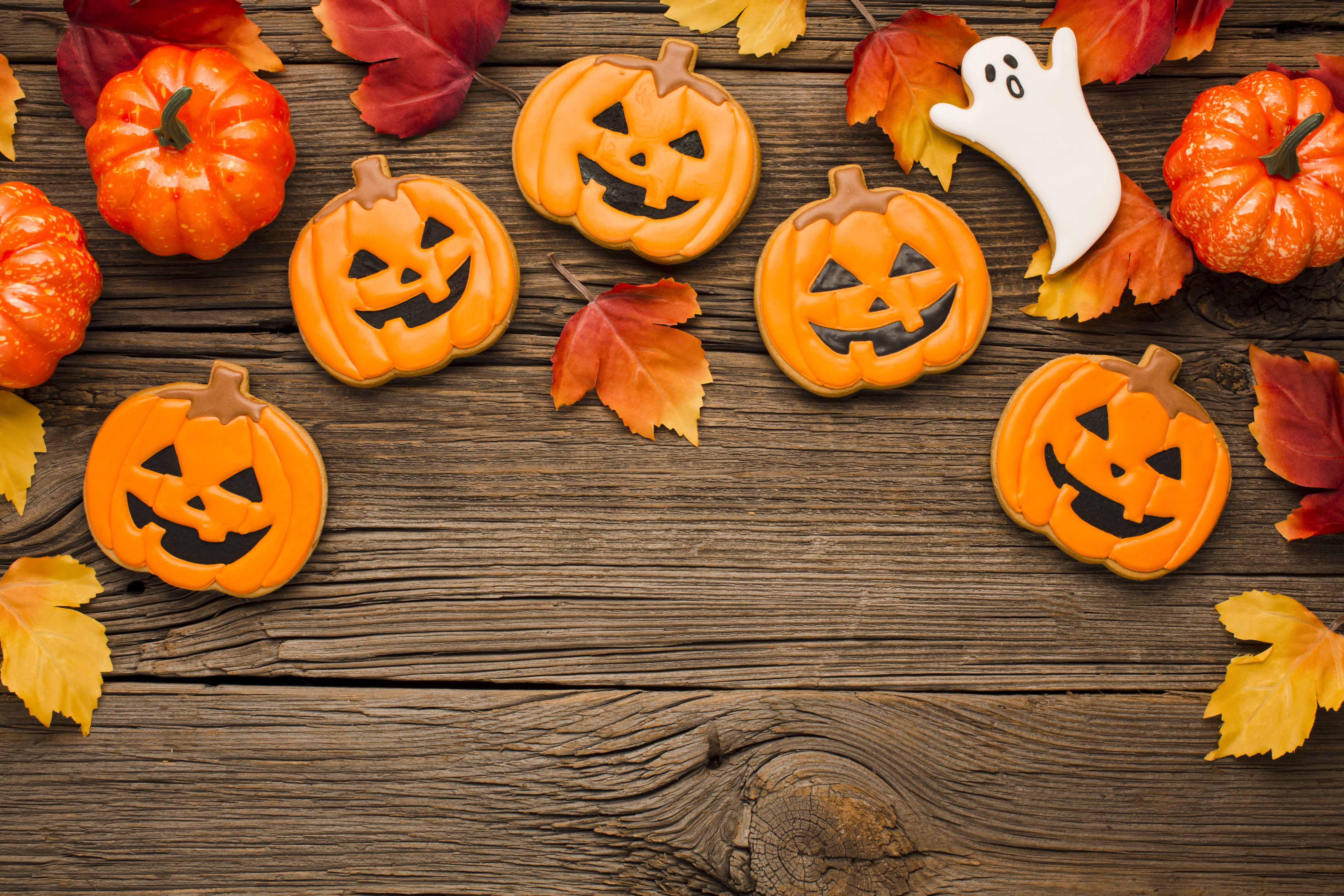 Dolcetto o scherzetto? Ecco i libri per prepararsi ad Halloween!