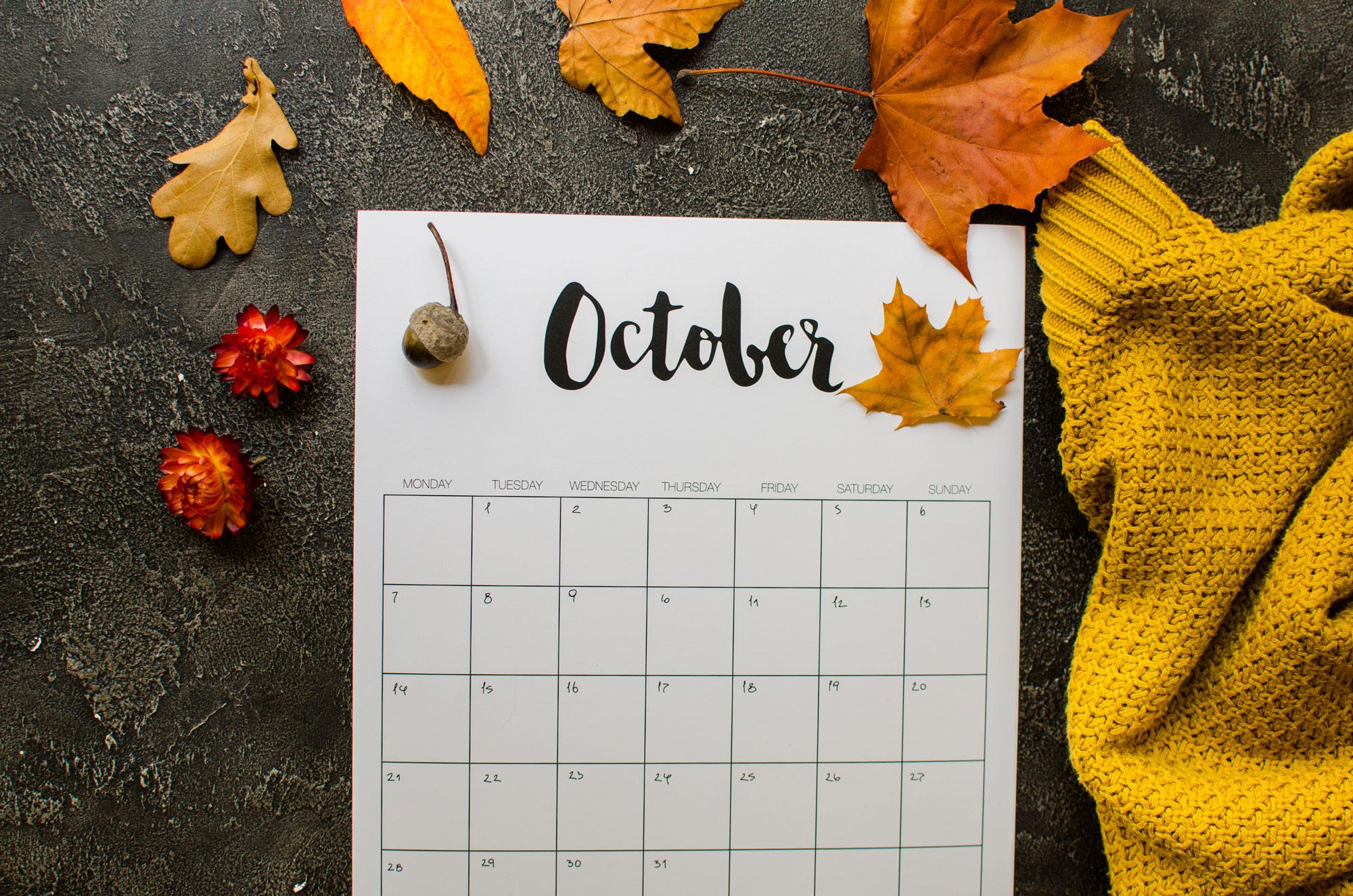 Un autunno da leggere