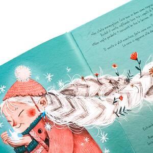 ❄️C'era una volta, tanto tempo fa, un bambino talmente piccolo da riuscire a stare comodamente all'interno di un fiore. 🌹Si chiamava Mezzogrammo e Bianca lo accudiva con amore: il tempo passava e Bianca sapeva che prima o poi avrebbe dovuto lasciarlo alla neve, a cui Mezzogrammo apparteneva ✨❄️Una storia commuovente che insegna che amare davvero significa lasciare liberi di essere🤍 @lunastorta_illustra  . . . #sassijunior #sassieditore #kids #childrenbooks #books #bookstagram #reading #publisher #publishinghouse #booklover #book #libri #libriperbambini #libriperragazzi #libriillustratiperbambini #librieducativi #libriinterattivi #natale